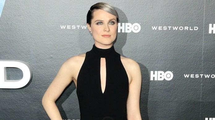 Evan Rachel Wood used Westworld to