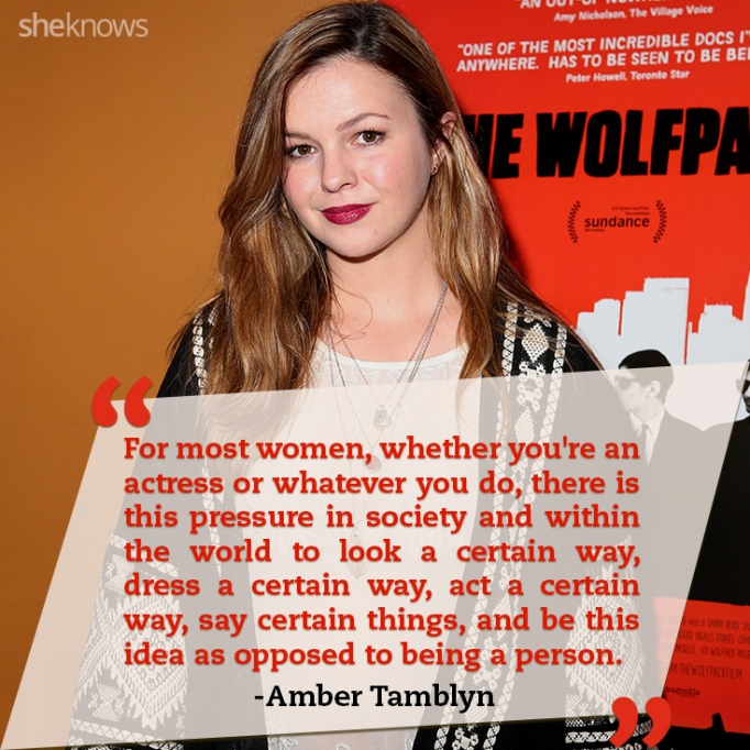 Amber Tamblyn quote