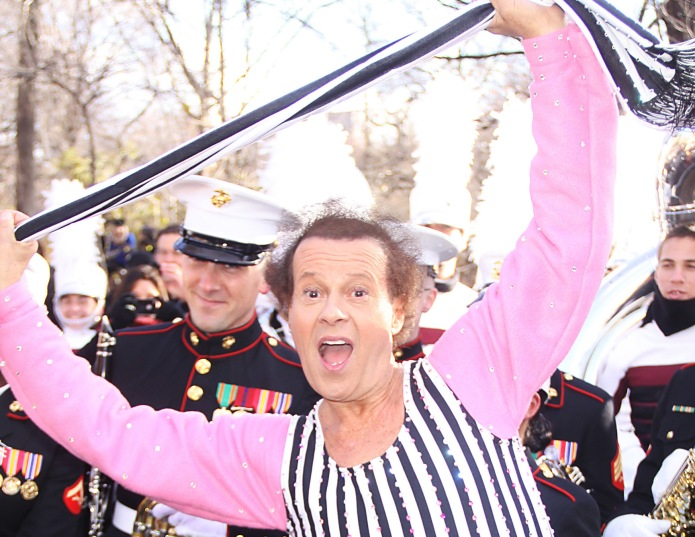 The Recycling Practices of Richard Simmons: