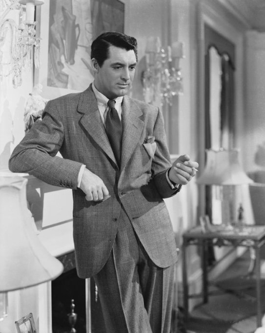 Celebrities who overcame poverty: Cary Grant