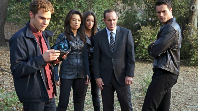 Don't get your Agents of S.H.I.E.L.D.