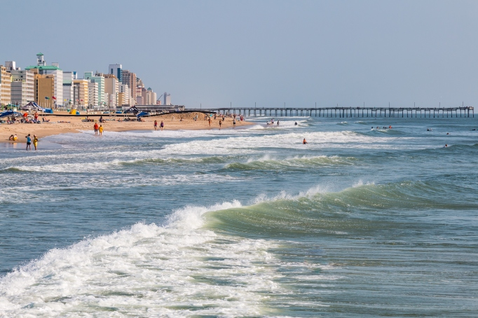 20 Best Beaches in the U.S. for Families: Virginia Beach Oceanfront