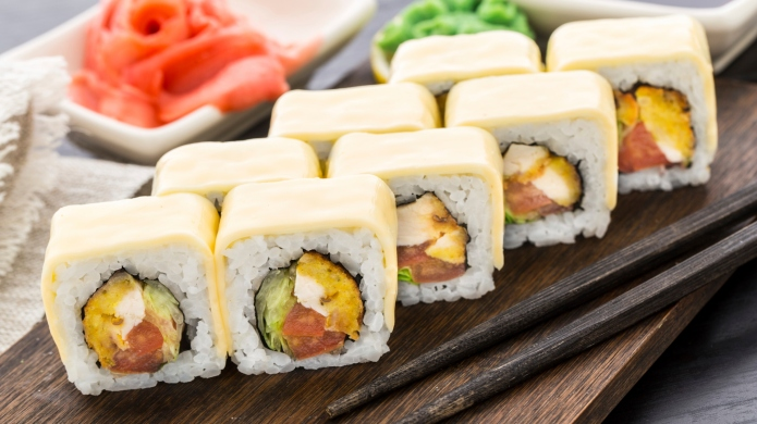 10 Irresistible sushi rolls you'll only