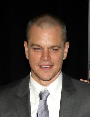 Matt Damon doesn't expect to play