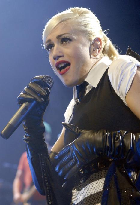 Gwen Stefani's second solo album