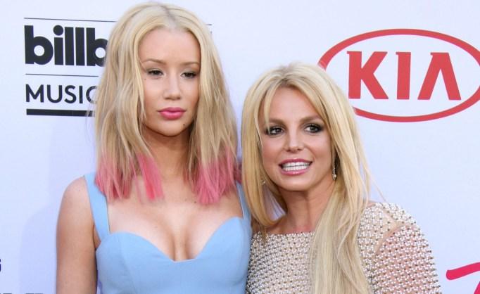Iggy Azalea and Britney Spears feud