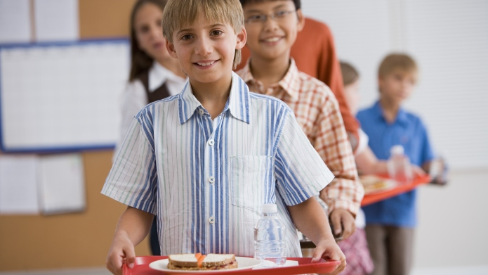 School uses lunch line to punish