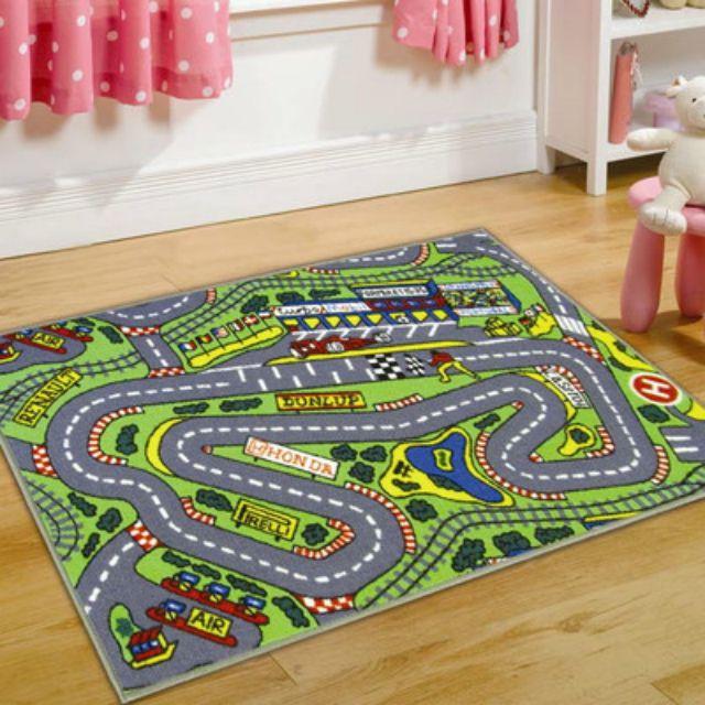 Funky kids' rugs