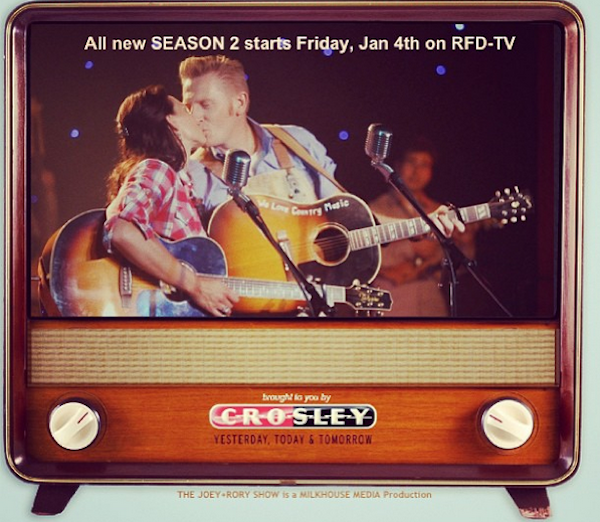 'The Joey+Rory Show