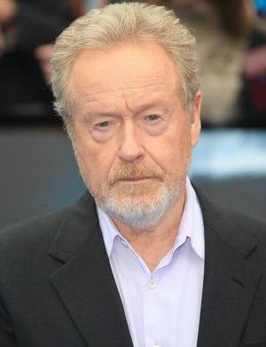 Ridley Scott flies to LA to