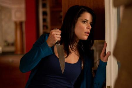 Neve Campbell back in Scream 4