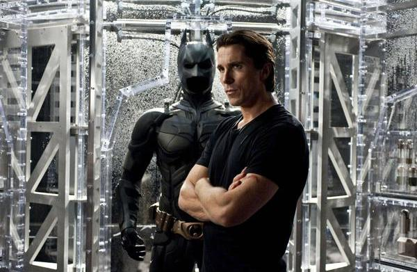 The Dark Knight Rises is a