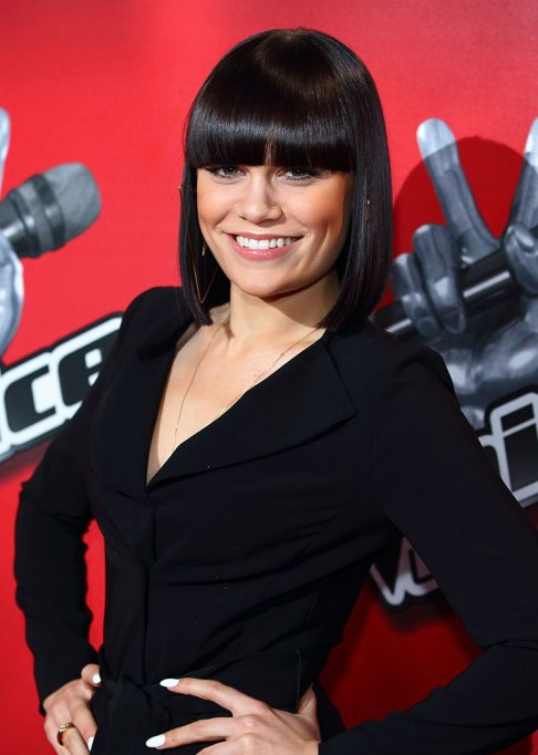 Dramatic Celebrity Hair Makeovers | Before: Jessie J
