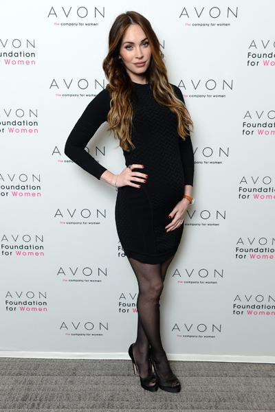 Celeb bump day: Megan Fox, Kelly
