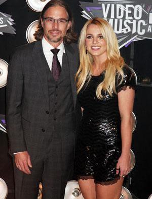 Britney Spears and Jason Trawick break