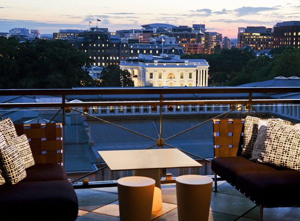 P.O.V Rooftop Terrace: Washington D.C