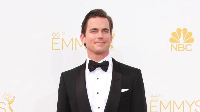 Matt Bomer is counting down the
