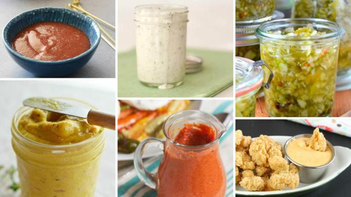 Forget store-bought, make these DIY condiments