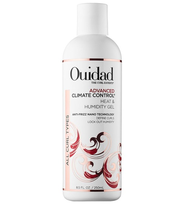 Best products for every hair type: Ouidad Advanced Climate Control Heat & Humidity Gel | Hair care products 2017