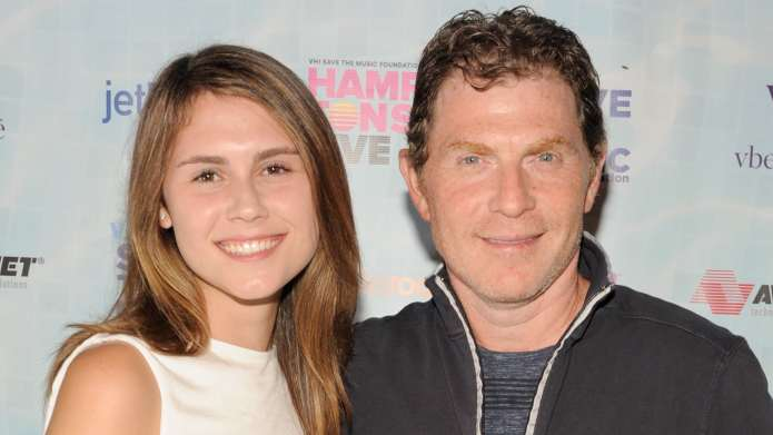 Bobby Flay Celebrates Daughter Sophie's Birthday