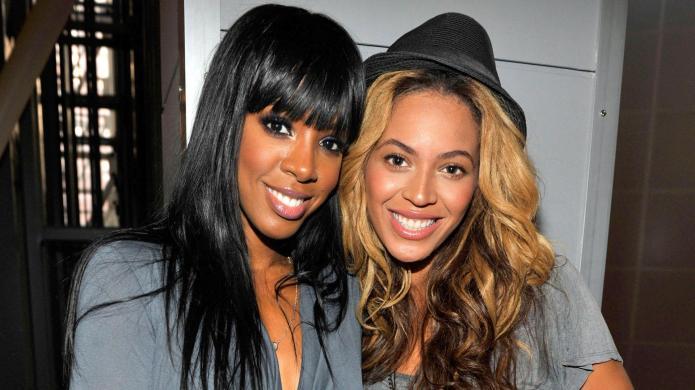 Mommy tweets: Beyoncé's post to Kelly