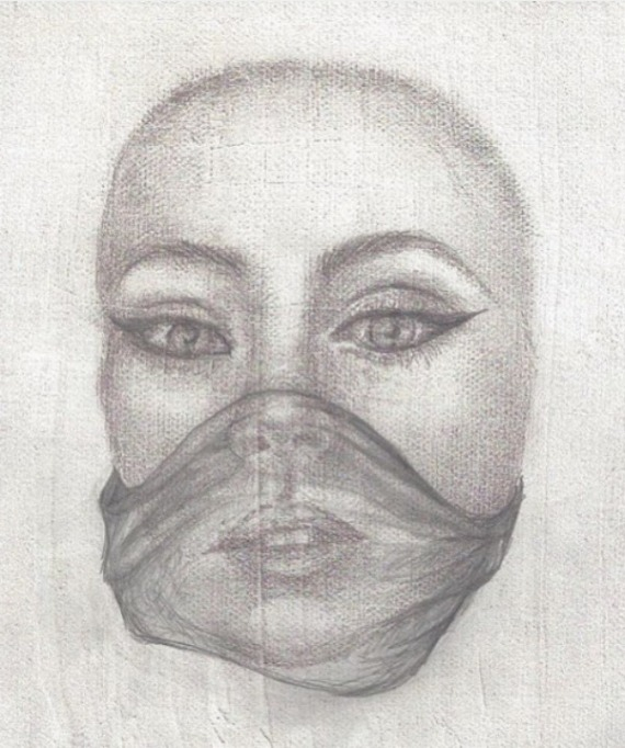 Ava Phillippe's sketch