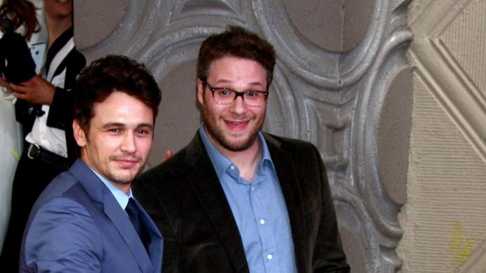 PHOTO: James Franco and Seth Rogen