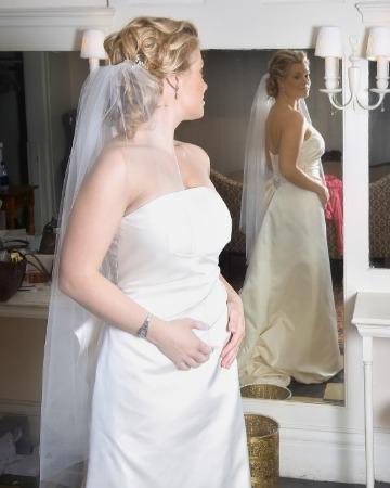 Wedding day bloat