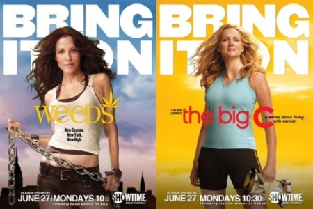 Weeds and The Big C return Monday, June 27