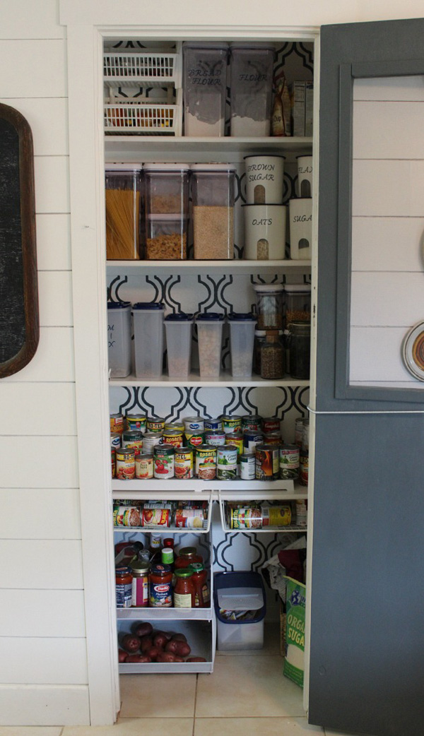 Domestic Imperfection Pantry