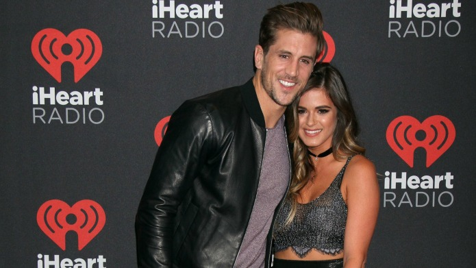 JoJo Fletcher & Jordan Rodgers haven't