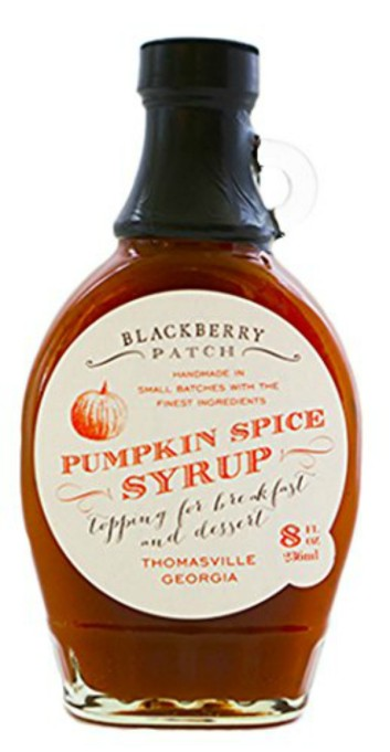 Fall Foods Amazon Will Deliver Right to Your Door: pumpkin spice syrup