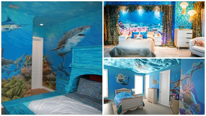 10 Bedrooms that look like they're