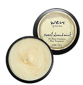 Wen Sweet Almond Mint Re Moist Intensive Hair Treatment