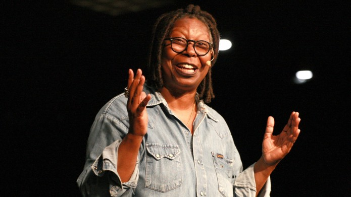 Whoopi Goldberg addresses fans after scary