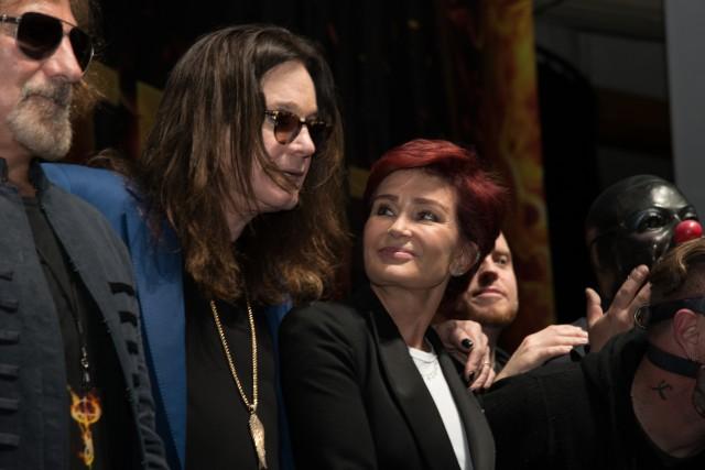 Sharon Osbourne Vow Renewal