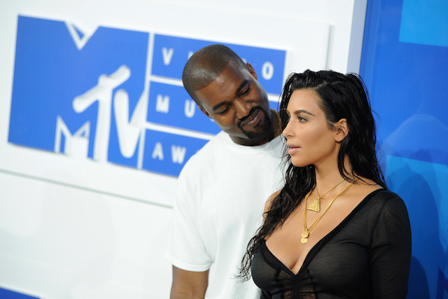 Kanye West and Kim Kardasian's Engagement