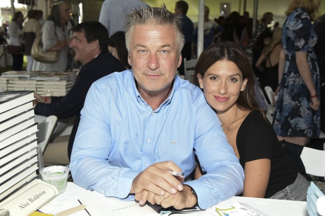 Alec and Hilaria Baldwin vow renewal