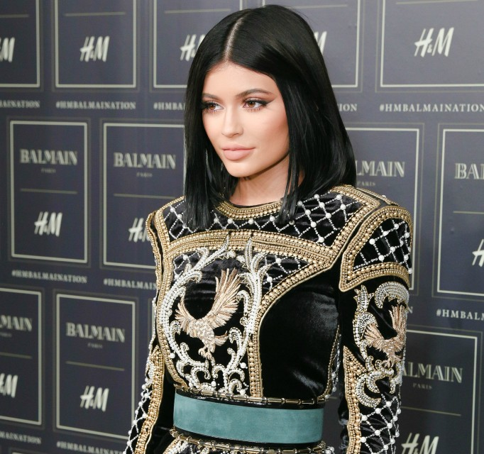 Kylie Jenner in 2015