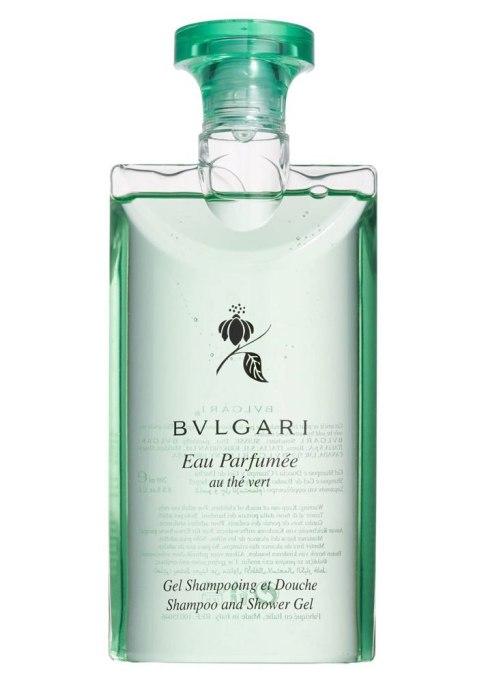 Decadent Bath Products To Try | Bvlgari 'Eau Parfumée Au Thé Vert' Shampoo And Shower Gel