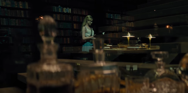 Westworld Dolores Library
