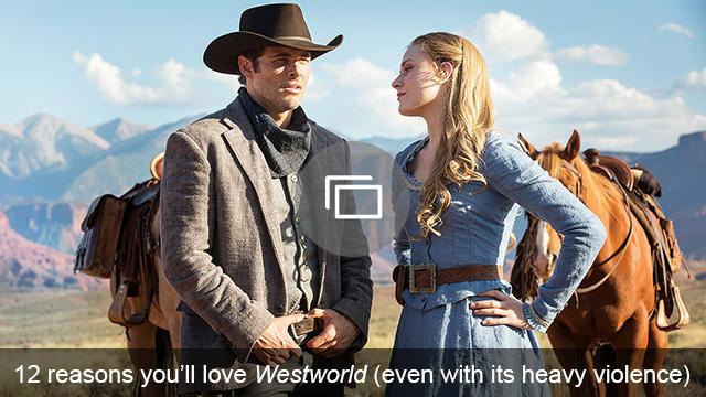 Westworld slideshow