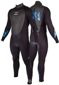 Billabong Platinum B9 wetsuits