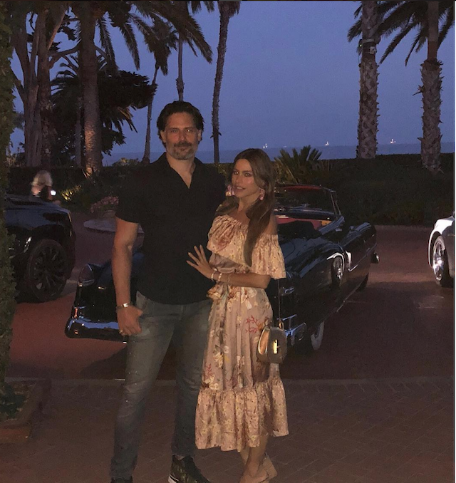 Photo of Sofia Vergara and Joe Manganiello