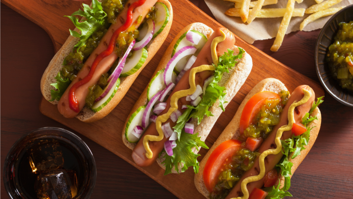 30 Creative Hot Dog Toppings for