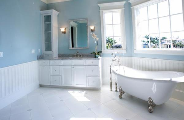 Top 10 paint colors for bathrooms