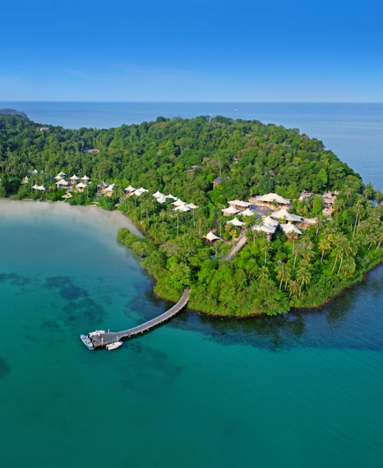 8 Eco-Resorts for Escaping Winter AND Saving the Planet - Soneva Kiri, Thailand