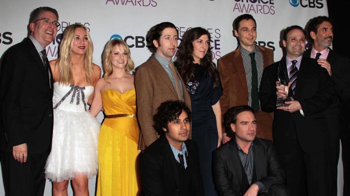 Big Bang Theory's Carol Ann Susi