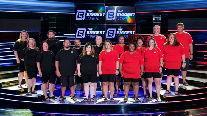 "THE BIGGEST LOSER -- ""1701"" Episode"