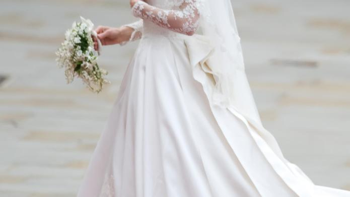 Kate Middleton's royal wedding accessories